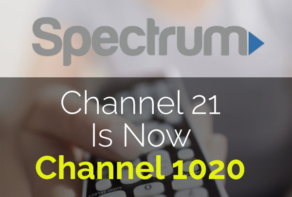 Local Government Channel has Changed for Spectrum Customers