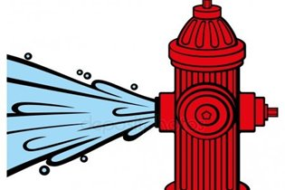 Hydrant Flushing is Under Way