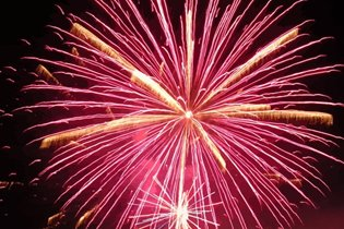 Fireworks Set for July 4