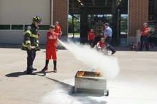 Fire Academy for Kids is Offered Again