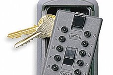 Fire Department has Residential Lock Box Program