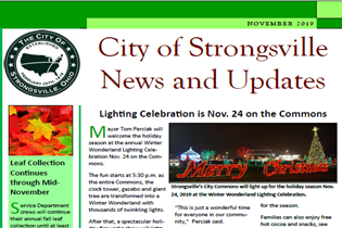 November Newsletter is Available
