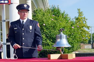 Safety Forces Remember 9/11