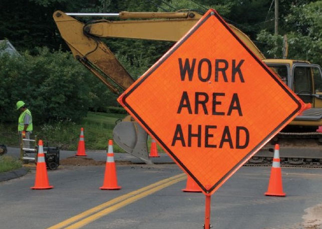 Howe Road Sewer Project to Close Northbound Lane