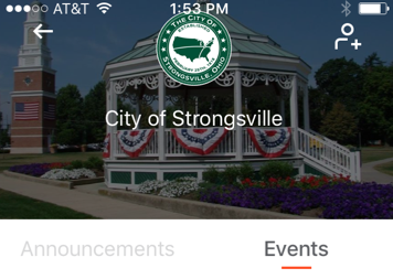 Find Local Events on New App 'Civically'
