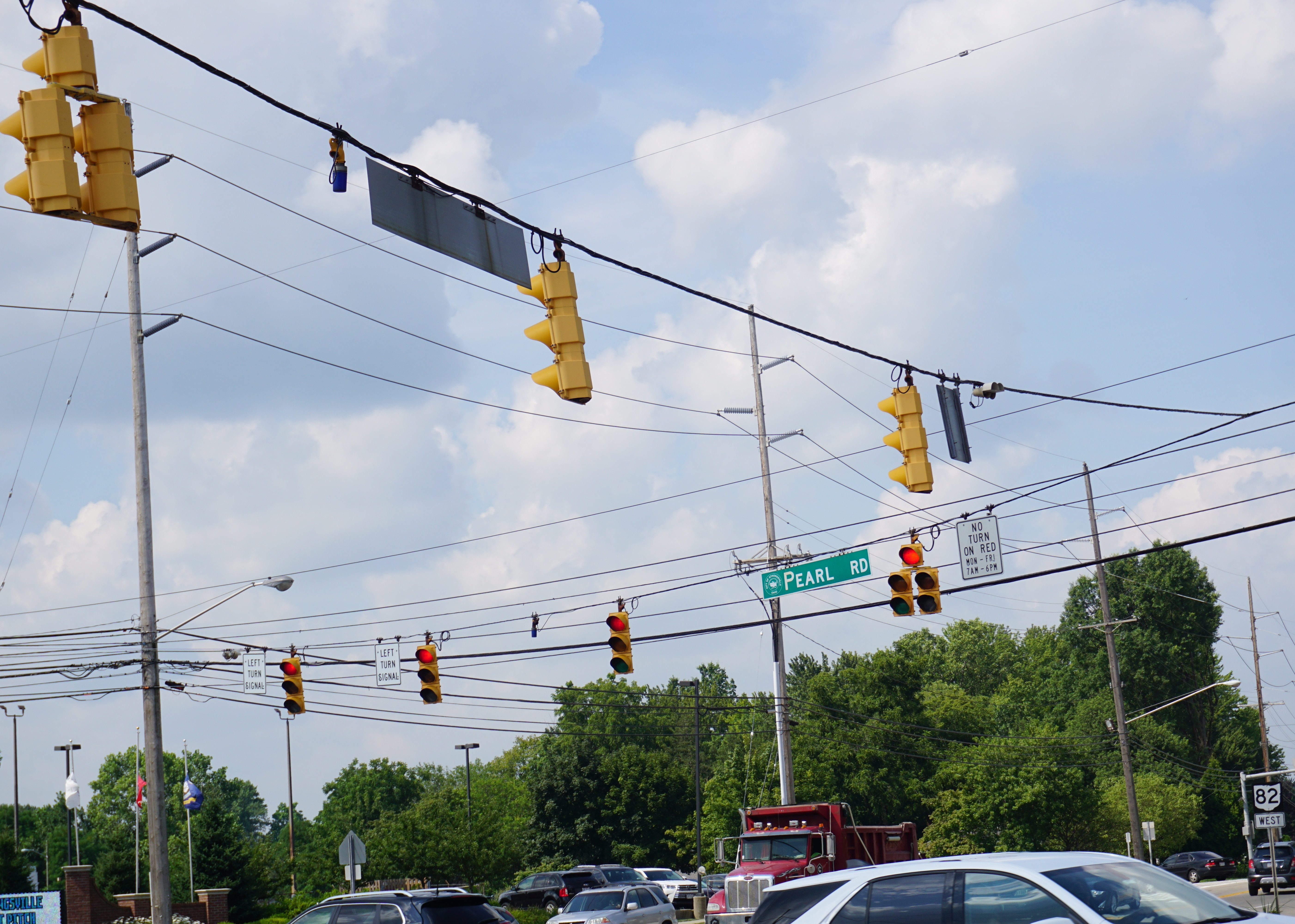 Project to Improve Safety at Pearl and Royalton