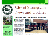 Here's the May Newsletter